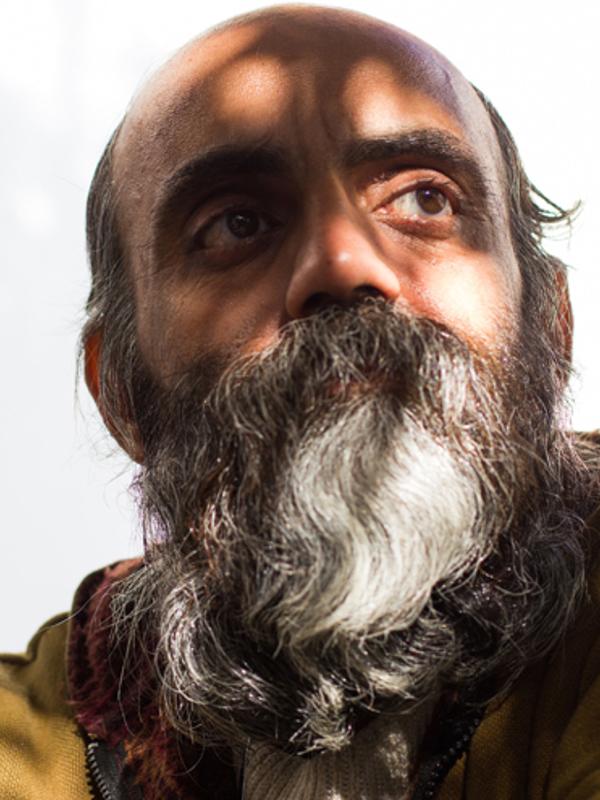 Photographer and columnist Himanshu Vyas