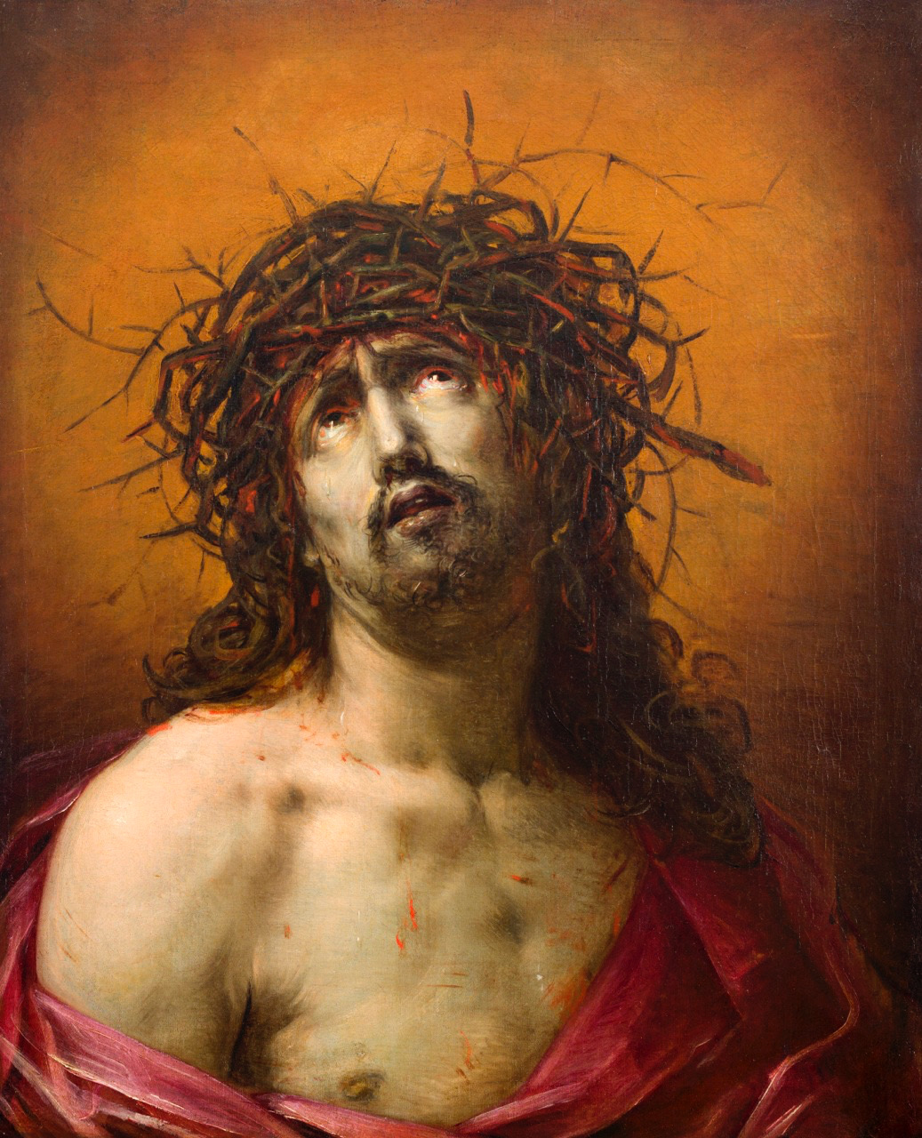 Mateo Cerezo (1637-1666), Ecce Homo Image courtesy of a private collection.