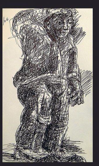 David Somerville sketch