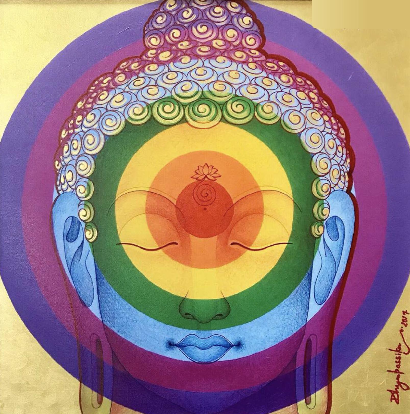 Seven-chakra